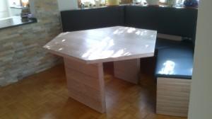 Echtholz Tisch Schreinerei Nagl
